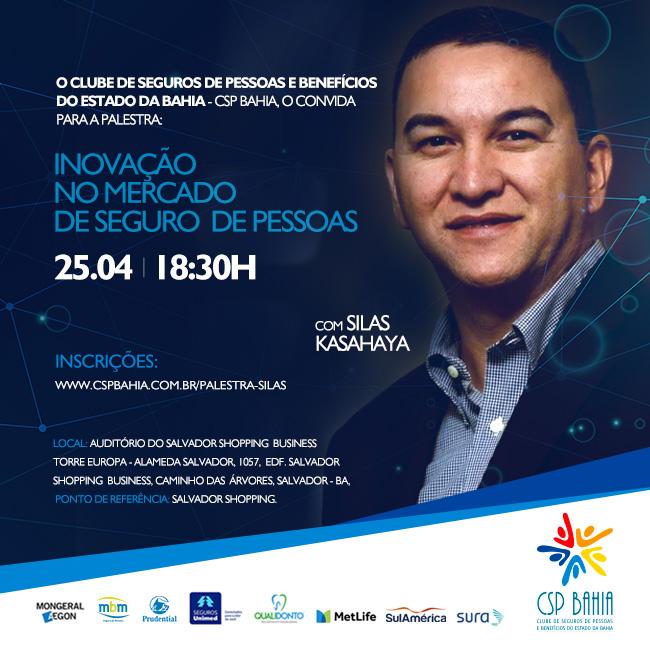 Palestra: Inovação no Mercado de Seguro de Pessoas